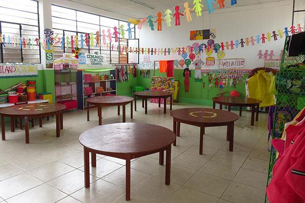 Piura: Mejoramiento y ampliación de oferta de servicios educativos de I.E.I. N° 1068 en Piedra Rodada