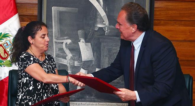 Convenio de Cooperación Interinstitucional entre el Plan Binacional Perú – Ecuador (Capítulo Perú) y el Ministerio de Salud
