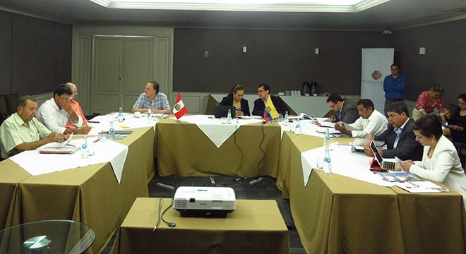 XXX Reunión de Directorio del Plan Binacional de Desarrollo de la Región Fronteriza