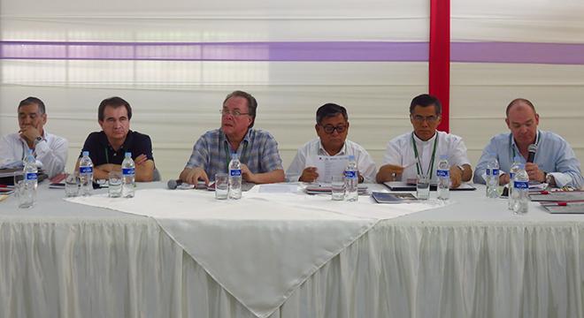 Foro Permanente sobre la Trata de Personas en la Región Fronteriza Perú-Ecuador