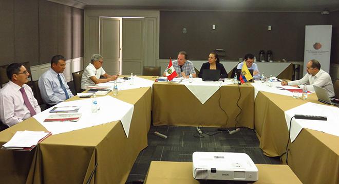 XXXI Reunión de Directorio del Fondo Binacional para la Paz y el Desarrollo